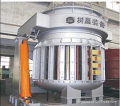 Medium frequency furnace