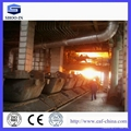 China supplier Silicon manganese alloy furnace