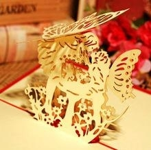 Christmas 3d greeting cards