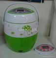350w Mini electric Non-Stick Inner pot rice cooker  3