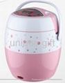 350w Mini electric Non-Stick Inner pot rice cooker  4