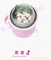 Attractive hot sell electric rice cooker with steamer 3
