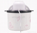 2014 New Product Home USE DIY Portable Ice Cream Maker 3