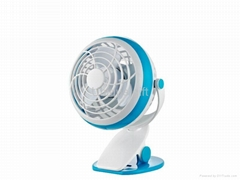 Hot Sale 4 inch Battery Rechargeable Fan with Clip