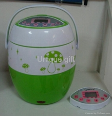 Automatic Electric 8-in-1 Heating Box Mini Rice Cooker