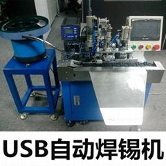 USB全自動焊錫機器人