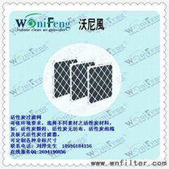 上海除异味活性炭空气过滤网