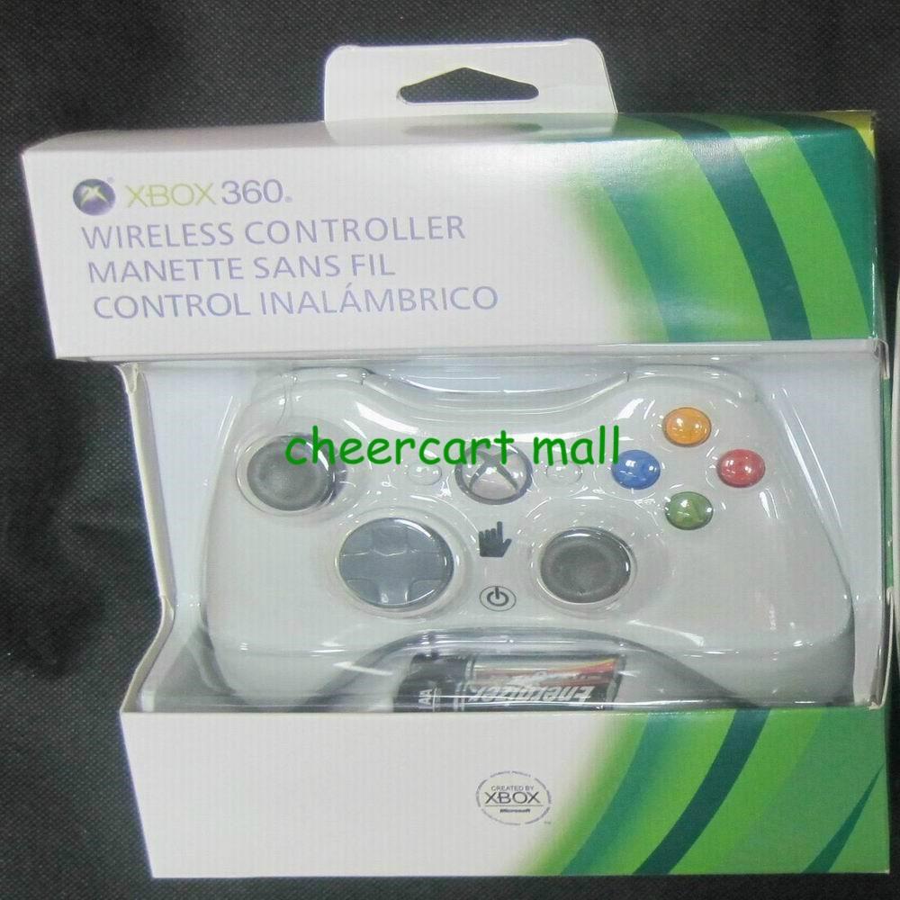 XBOX 360 Slim Wireless Controller