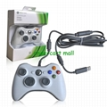 Wired Game Controller for Microsoft XBox 360