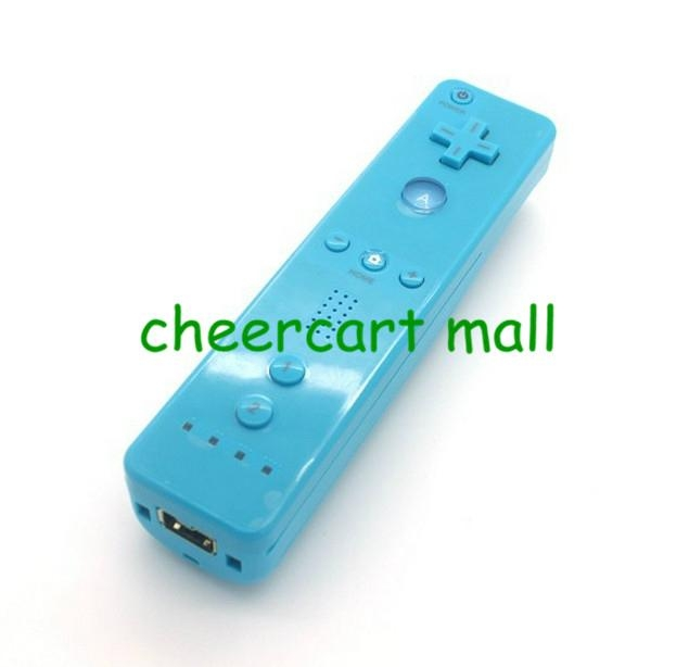 Wireless Remote Controller for Nintendo Wii White Black Red Blue Pink