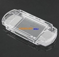 Clear Crystal Protect Hard Case Cover Skin for PSP 2000 3000