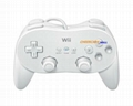 Pro Horn Classic Controller for Nintendo Wii