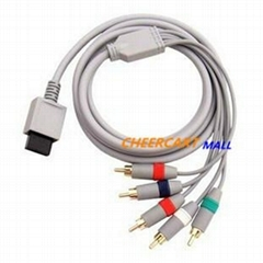 Component AV Cable for Nintendo Wii