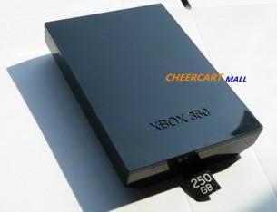250GB Hard Disk Drive HDD for Microsoft Xbox 360 Slim