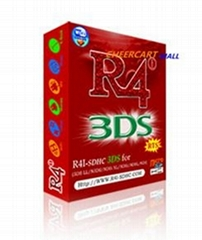 R4i-SDHC 3DS RTS for Nintendo DS DSL DSi 3DS