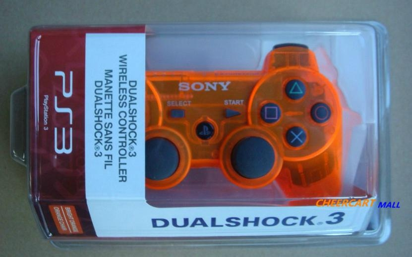 Dual Shock 3 Wireless Bluetooth SIX AXIS Controller
