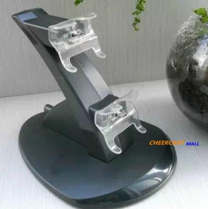 Dual Controller Charging Stand for PS4 Controller Charging Dock Station