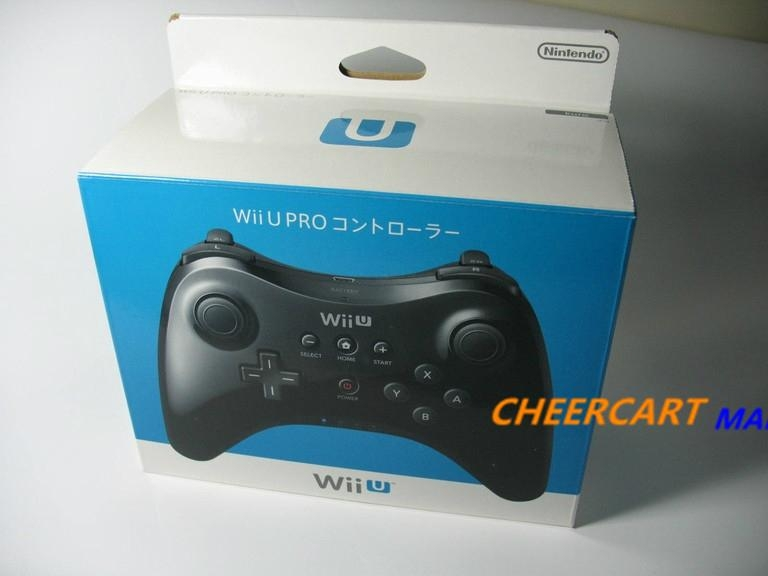 pro controller for nintendo wii u china trading. Black Bedroom Furniture Sets. Home Design Ideas