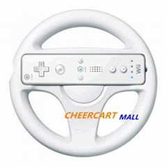 Steering Wheel for Nintendo Wii Mario Kart Racing Game