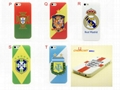 Football Club Sport Teams Cover Skin for iPhone 4 4S 5 5S