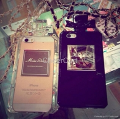 Miss DIOR Perfume Bottle Phone Case for Iphone 4 4S 5 5S
