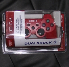 Dual Shock 3 Wireless Bluetooth SIX AXIS Controller Multi Color for PS3