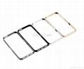 Aluminium Metal Bumper Frame Ultra Thin 0.7mm premium shell For iPhone 5s 5g