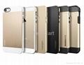 SPIGEN SGP Slim Saturn Aluminum Case Metal Cover for iphone 5 5S