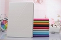 Magnetic Slim PU Leather Smart Cover Stand Case for iPad 5 Air mini 2 Wake up
