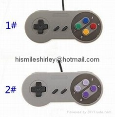 SNES wired controller Super Nintendo game pad