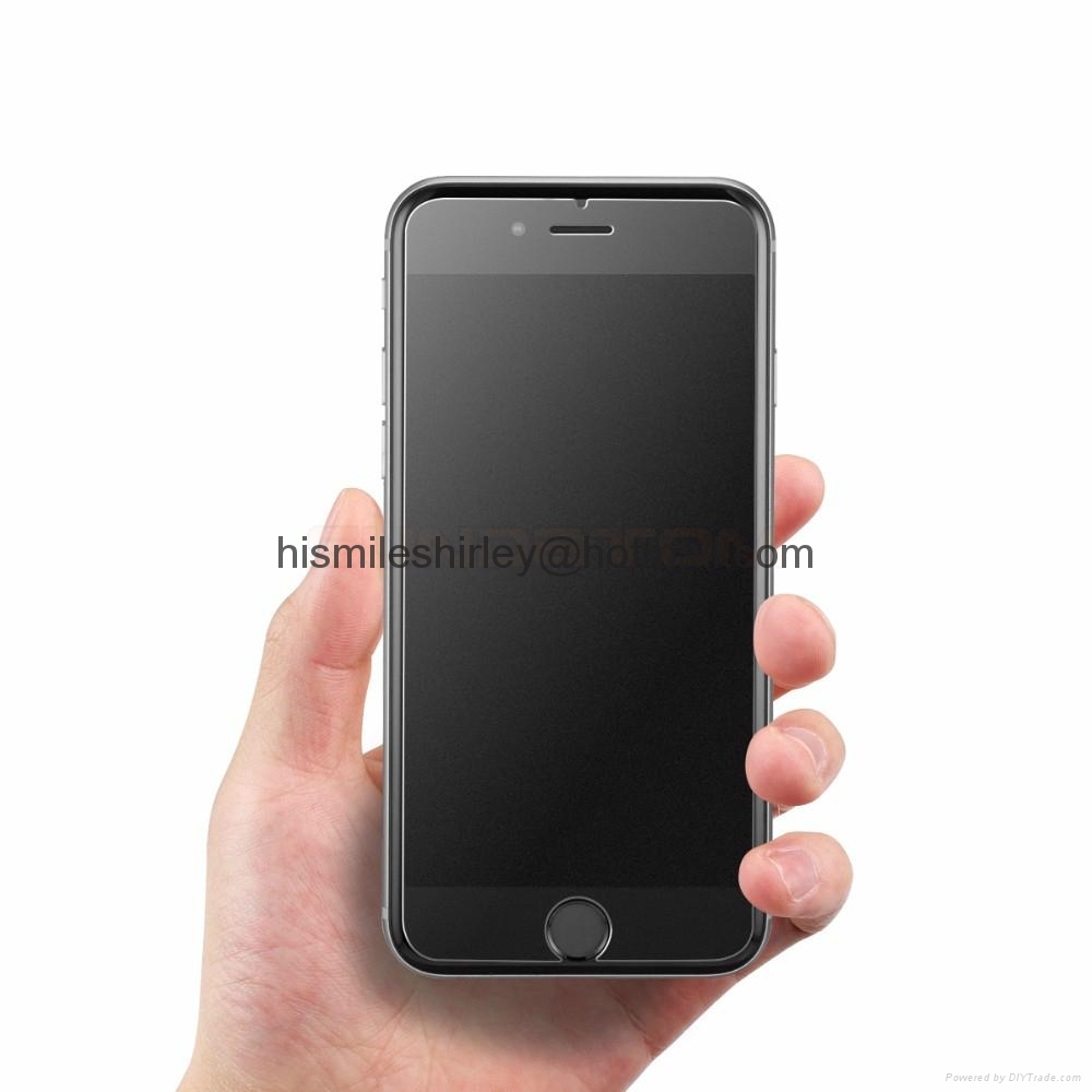 Tempered Glass Screen Protector Film For Apple iphone 5 5S 5C SE  3