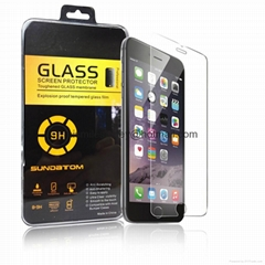 Tempered Glass Screen Protector Film For Apple iphone 5 5S 5C SE