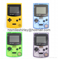 "GB Boy Classic Handheld Game Console 2.7"" Game Player with Backlit 66 Built-in G"