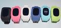 Q50 GPS Smart Watch Kid SOS Call Child Anti Lost Monitor