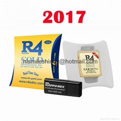 R4i Gold PRO 2017 revolution for nintendo 3DS, fire card (Hot Product - 1*)
