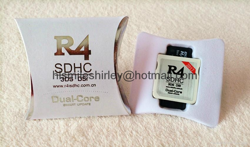How to use the r4i sdhc 3ds card