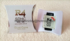 2017 Flash Card R4i sdhc Dual Core Card for 3DS
