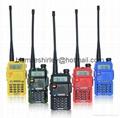 Baofeng UV-5R Walkie Talkie Ham Radio Handheld HF Transceiver Interphone