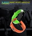 M88 Smart Band Blood Pressure Wrist