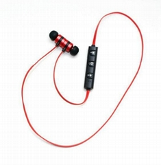 AMW-810 Wireless Bluetooth 4.1 Earphone Sports Headphone Stereo Bass Headset