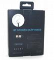 AMW-810 Wireless Bluetooth 4.1 Earphone Sports Headphone Stereo Bass Headset