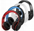 W802 Wireless Bluetooth Sports Headset Foldable Stereo Headphone Universal For P