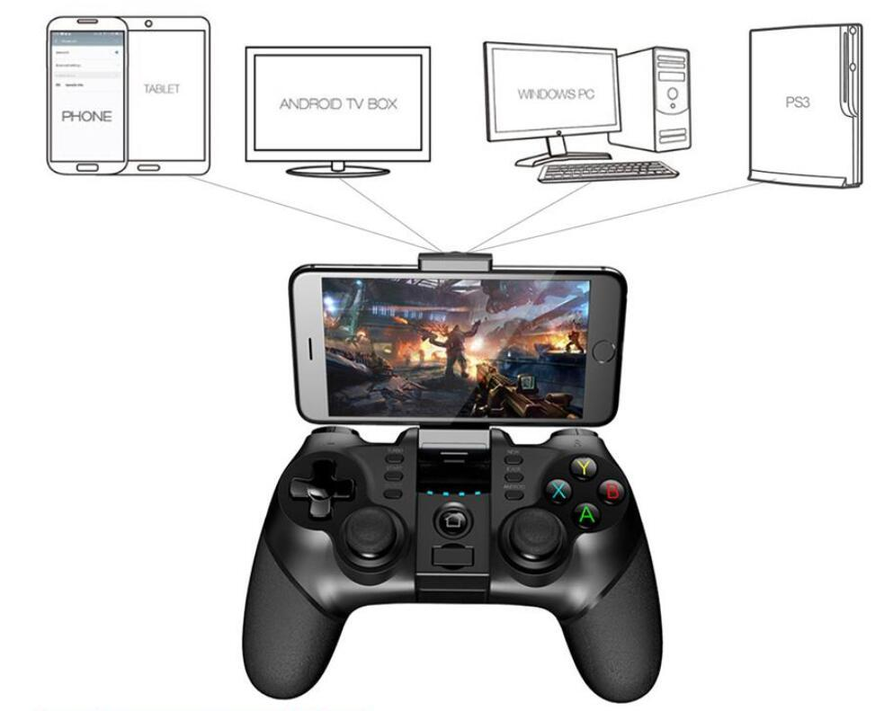 iPega PG-9076 Bluetooth Gamepad for PS3 Controller Android iOS Windows phone 1 ...