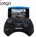 iPega PG-9028 Wireless Gamepad with Touchpad Build-in Holder for Android iOS