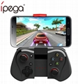 IPEGA PG-9033 Wireless Gamepad with Holder for Android iOS Tablet PC TV Box