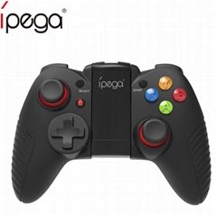 IPEGA PG-9067 Bluetooth Gamepad with Holder for Android iOS MAC Tablet PC