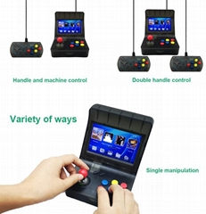 Retro Handheld Game Console 4.3 Inch 64bit 3000 Video Games  (Hot Product - 1*)