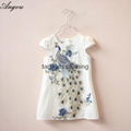 Angou New Arrival summer girls dress