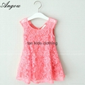 Angou SUMMER NEW children clothes girls