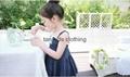Angou New baby Girls slip dress Toddler Kids Clothes Sleeveless girl Tutu Dress  5